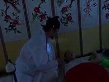 1780s Korean Rich mans bedroom service