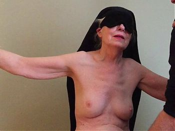 Nun Whipped and Stripped 3