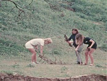 The Geek (1971, US, short movie, full, HD)